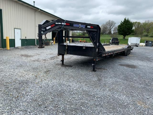 2017 Load Trail 102x40 Equipment Trailer