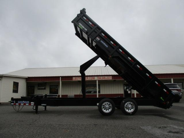 2020 Load Trail 83 x 20 Heavy Duty Dump Trailer