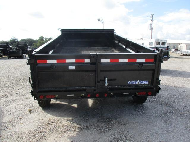 2022 Load Trail GN 83 x 14 (8k axles) Dump Trailer