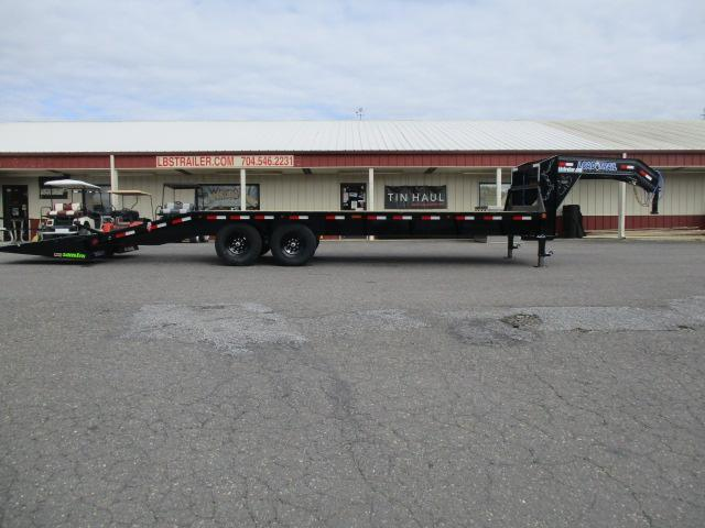 "2020 Load Trail 102"" x 25' Equipment Trailer"