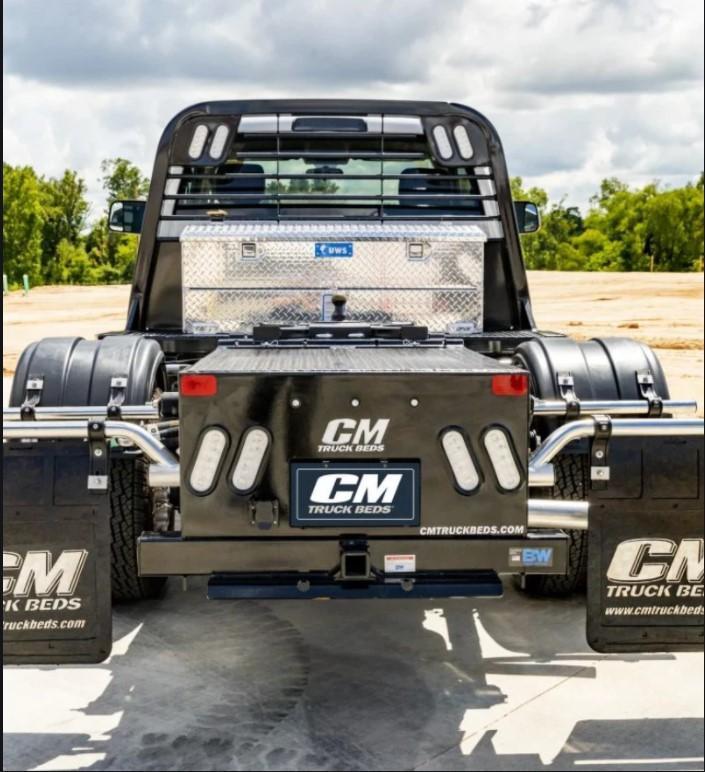 2021 CM Hot Shot Truck Bed