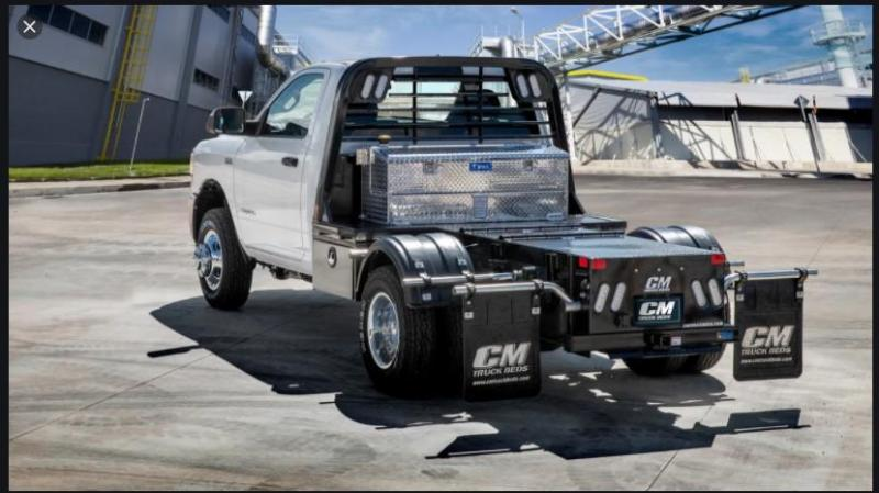 2021 CM Hot Shot Truck Bed