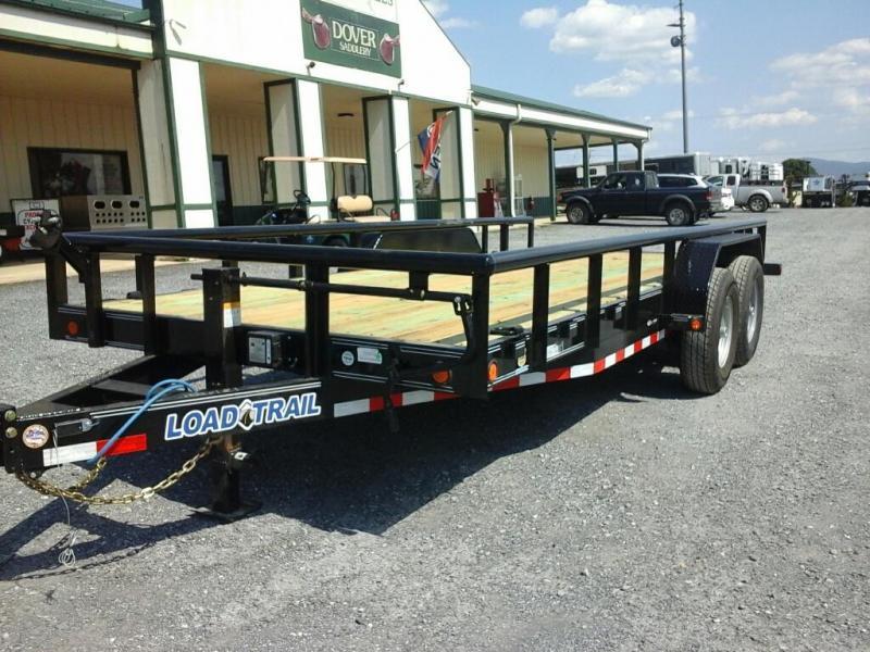 2020 Load Trail Carhauler Car / Racing Trailer