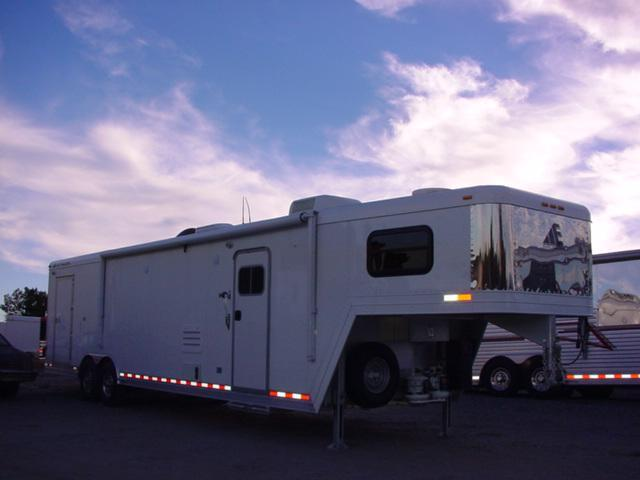 Clearance 2005 Elite Trailers 30' Toy Hauler