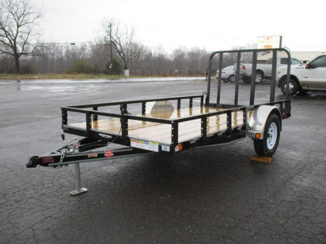 2020 PJ Trailers 12ft x 77in Utility Trailer