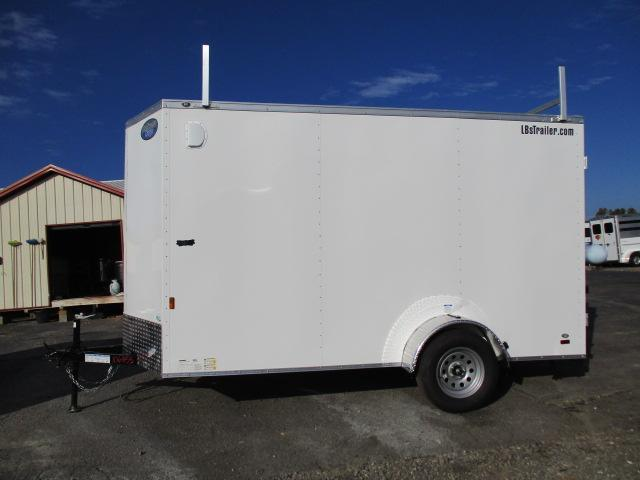 2021 Continental Cargo GANS612 Enclosed Cargo Trailer