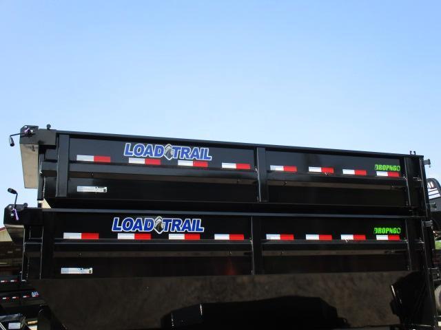 2021 Load Trail 14FT DROP-N-GO ROLL OFF DUMP (BOX ONLY) Dump Trailer