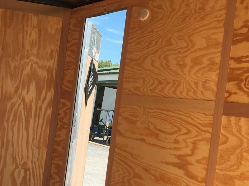 2020 Continental Cargo 7X14 Enclosed Cargo Trailer