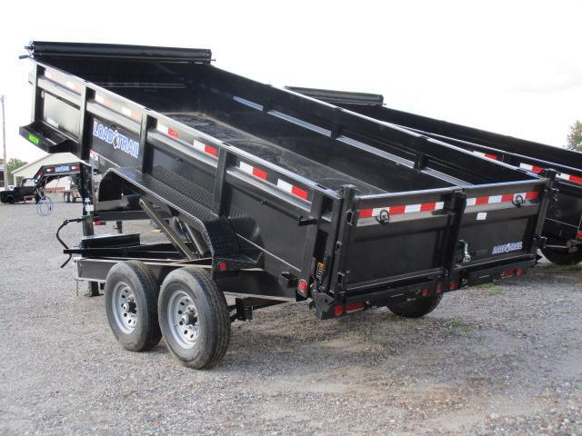 2022 Load Trail 83 x 16 Dump Trailer