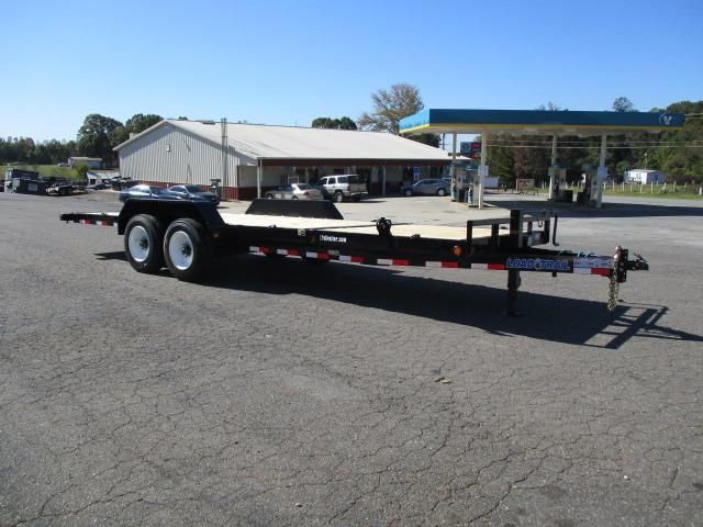2018 Load Trail 80 x 22 Tilt Deck Equipment Trailer