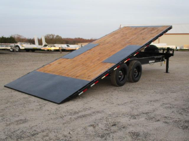 2021 Load Trail 102 X 22 Tilt Deck Equipment Trailer
