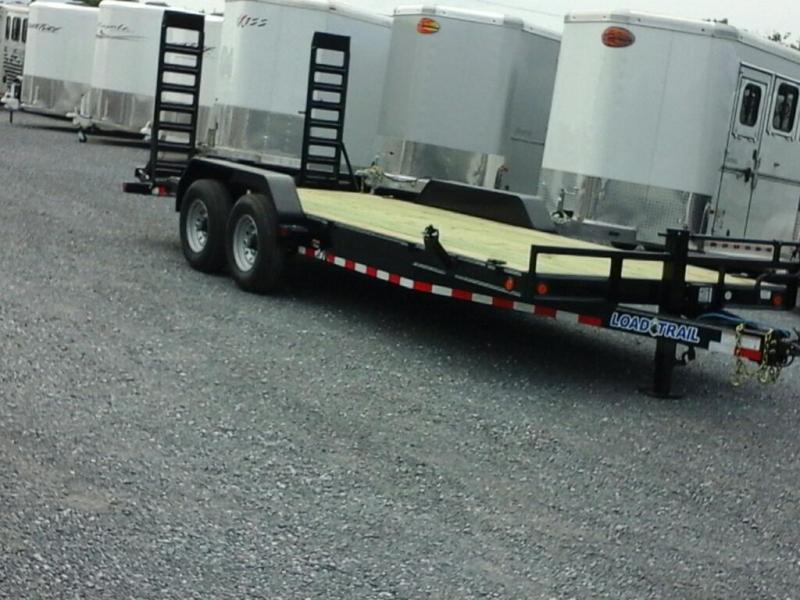 2019 Load Trail Carhauler Car / Racing Trailer