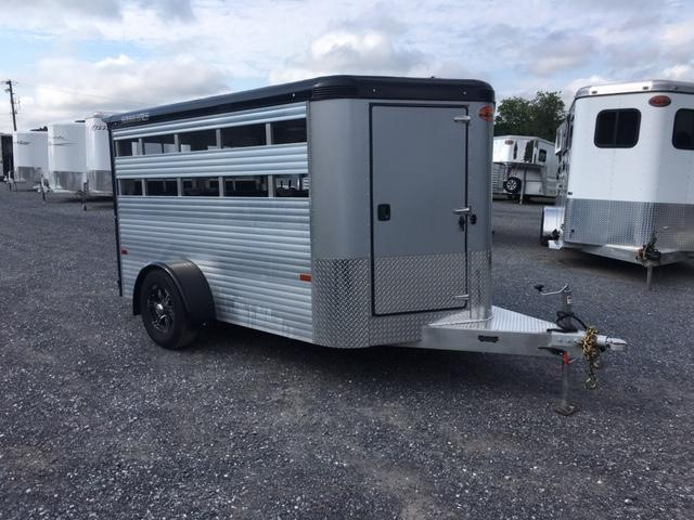 2021 Sundowner Trailers 12' Stockman Express Livestock Trailer