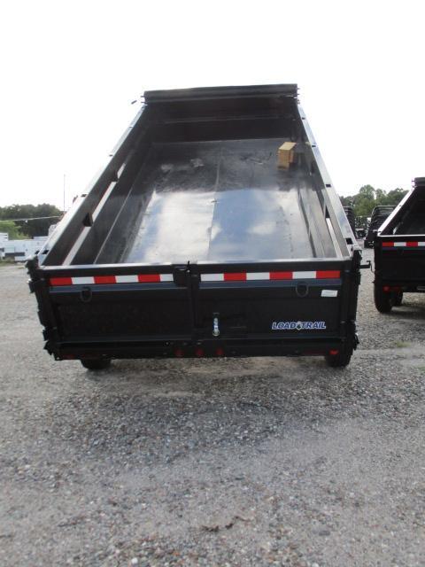 2022 Load Trail GN 83 x 16 (8k axles) Dump Trailer