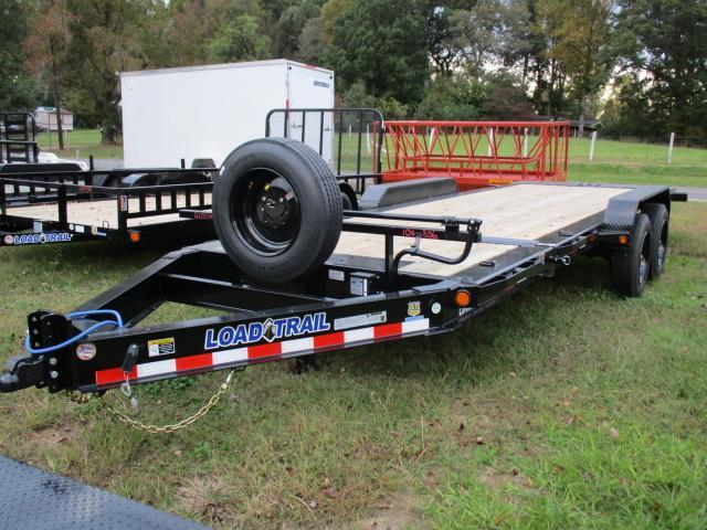 "2021 Load Trail 83""x20' Tilt-N-Go Equipment Trailer"