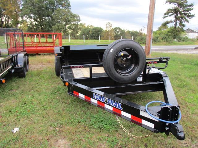 """2021 Load Trail 83""""x20' Tilt-N-Go Equipment Trailer"""