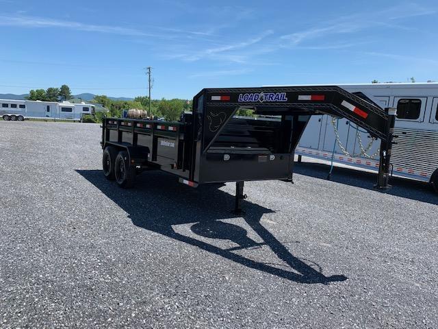 2021 Load Trail 14' GN Dump Dump Trailer