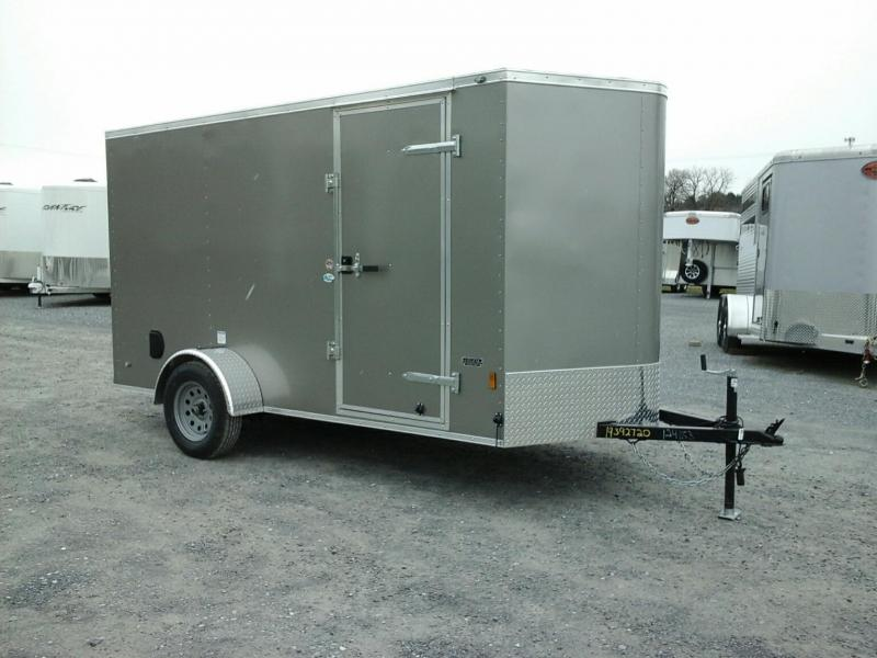 2019 Continental Cargo 6x12 SA Enclosed Cargo Trailer