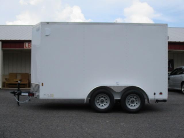 2021 Continental Cargo GANS612TA2 Enclosed Cargo Trailer
