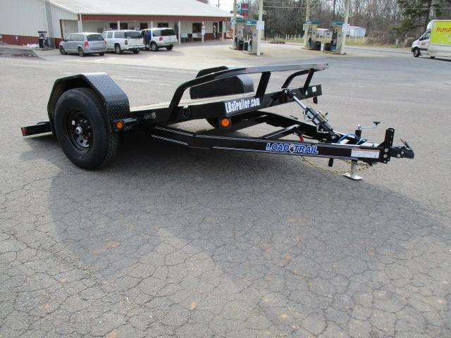 2020 Load Trail 77 x 10 Scissor Hauler Equipment Trailer