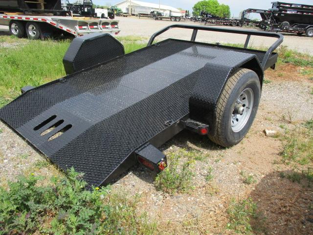 2021 Load Trail 7710 Scissor Hauler Equipment Trailer