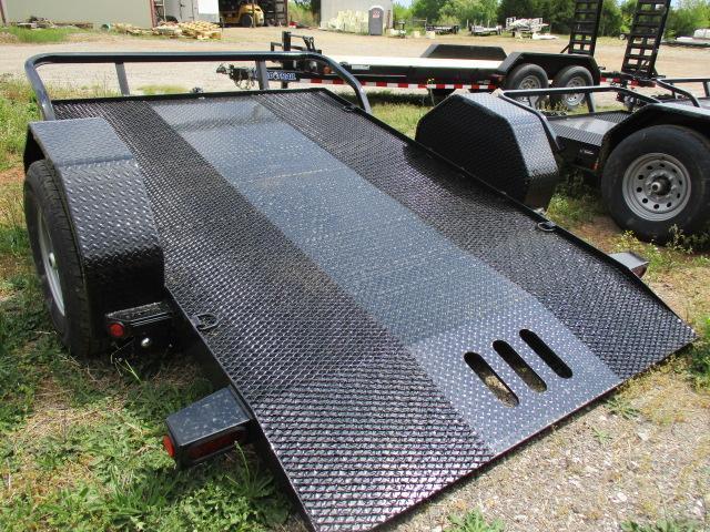 2021 Load Trail 7710 Scissor Hauler Equipment Trailer