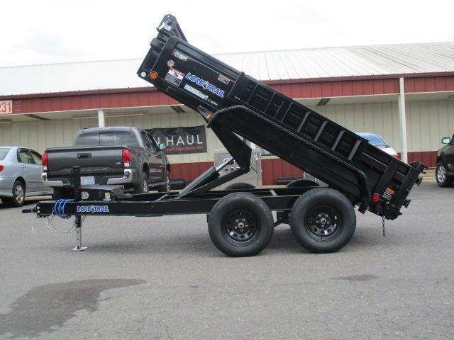 2020 Load Trail 60 X 10 Dump Trailer