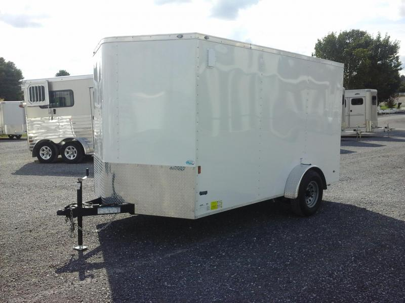 2019 Continental Cargo 7x12 SA Enclosed Cargo Trailer