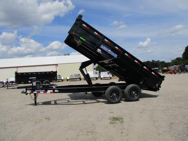 2021 Load Trail 83 X 16 Dump Trailer