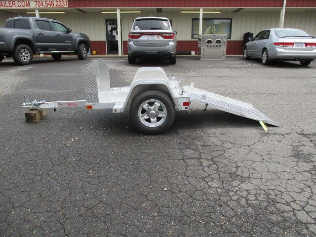 2021 Aluma WCT - Wheelchair Utility Trailer
