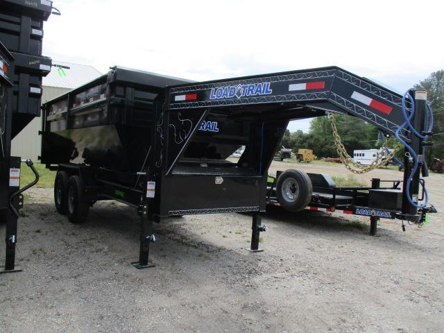 2021 Load Trail 14ft Drop-N-Go Transporter Only Dump Trailer