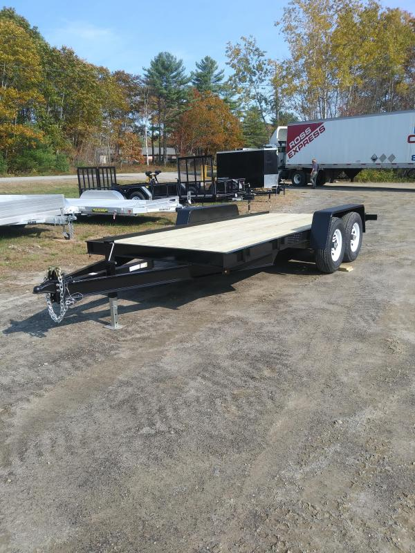 """2021 On The Road 78"""" X 12' Utility Trailer"""