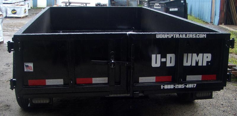 NEW U-Dump 612-10LP Dump Trailer
