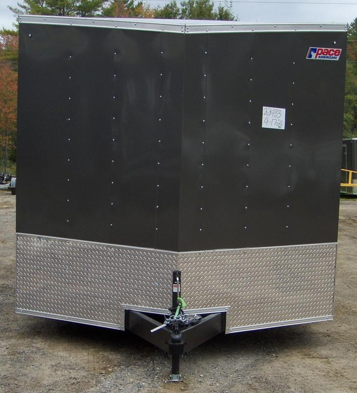 2022 Pace American PSAAB8.5x16TE2FF Enclosed Cargo Trailer