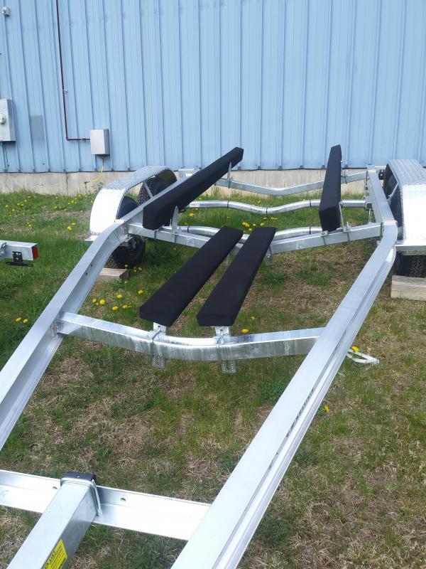 New Aluminum Load Rite Bunk Trailer 25'-35' Boat