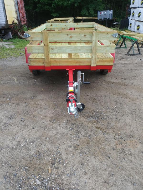2020 On The Road 1800A5T Utility Trailer