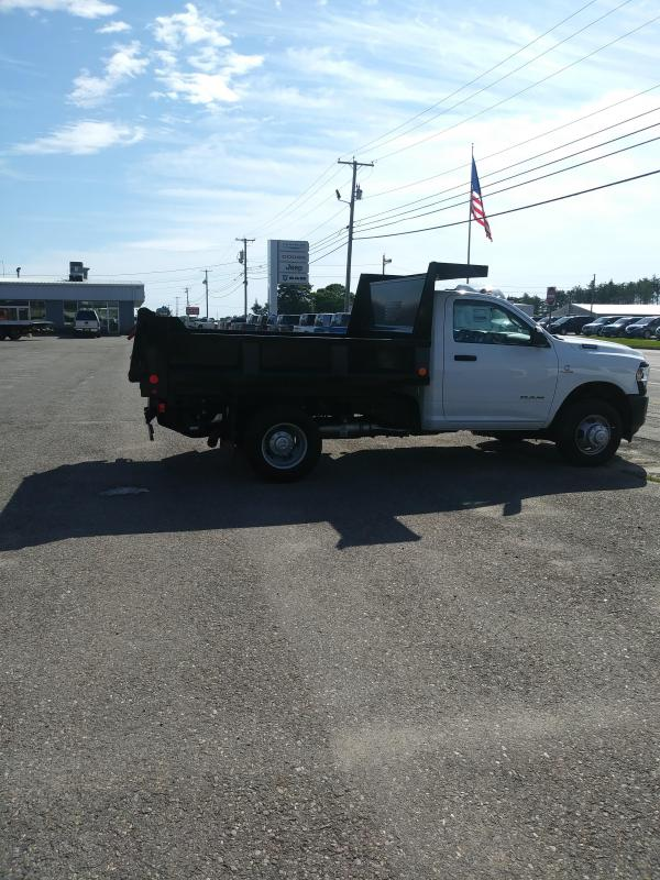 Iroquois Brave Series Dump Body TRUCK SOLD SEPERATLEY.