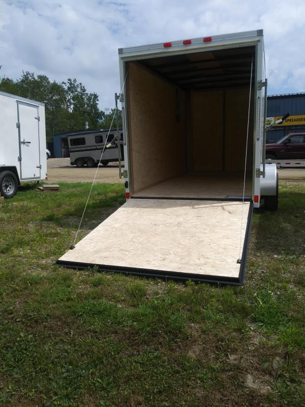 2020 Pace American PSCAA6.0X12SI2FC (OB6X12SI2) Enclosed Cargo Trailer
