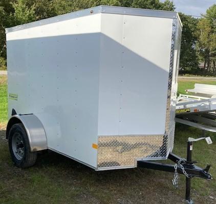 2022 Haulmark PP58S2-D Enclosed Cargo Trailer