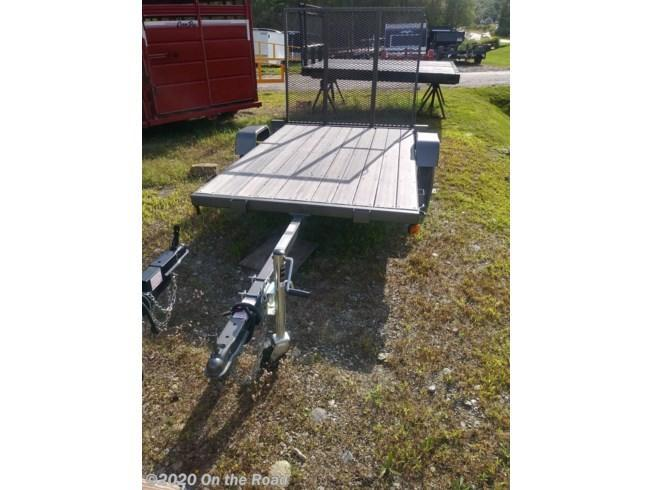 2019 On The Road 5 x 8 Utility Trailer w/ Ramp