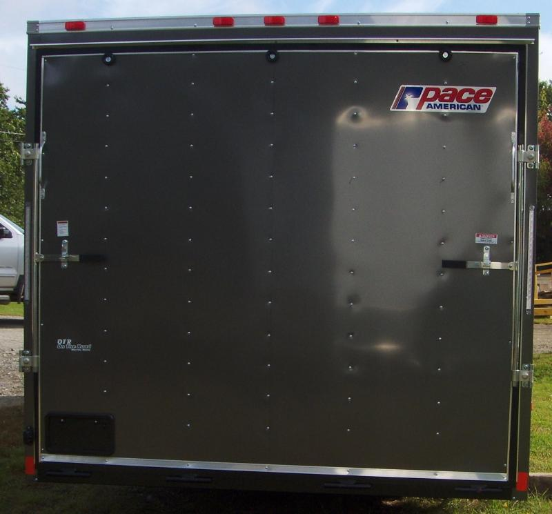 2022 Pace American PSAAA8.5X20TE2FC Enclosed Cargo Trailer