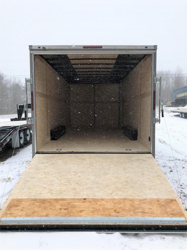 New Haulmark 8.5' x 20' Enclosed Cargo Trailer
