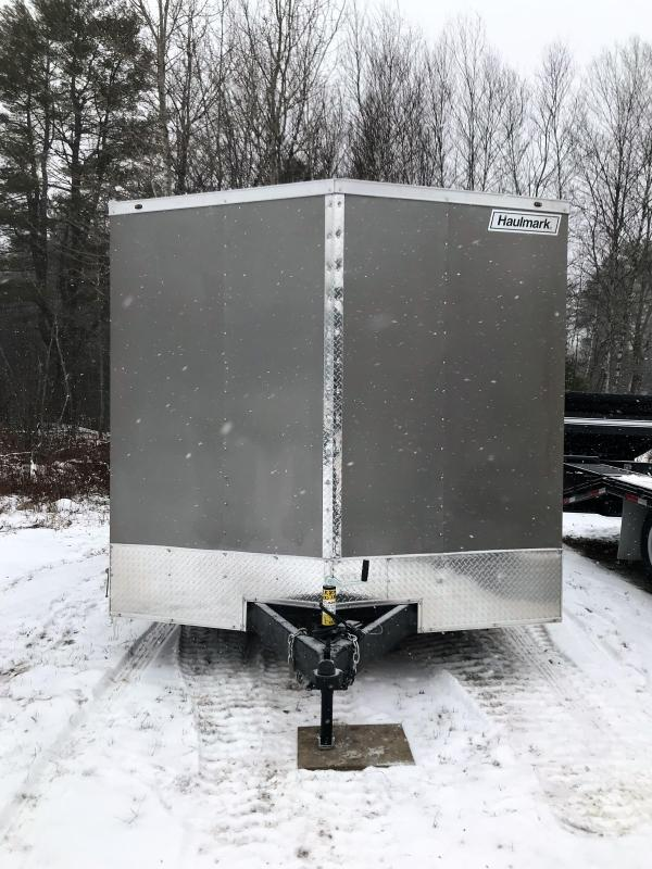 New Haulmark 8.5' x 20' Enclosed Cargo Trailer