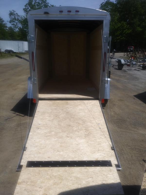 2020 Wells Cargo RF58S2 Enclosed Cargo Trailer