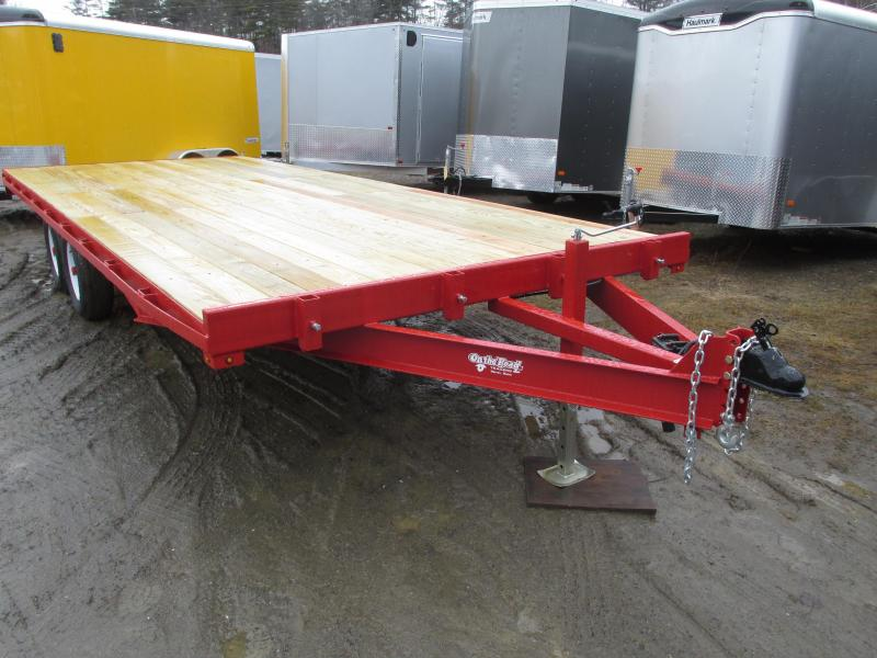 2021 On The Road 8x20 Trap Equipment Trailer