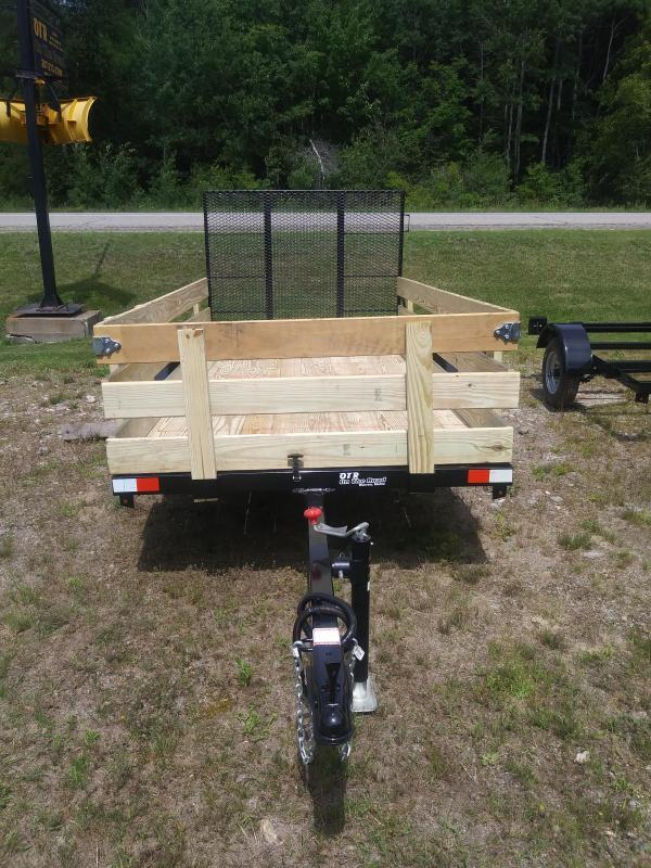 New On The Road 5x10 Utility Trailer w/ Ramp