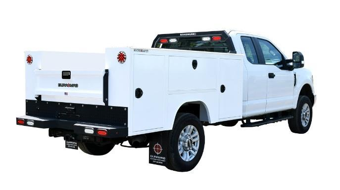 2020 Dura Mag S-Series Service Body - Shortbed 7' (Dodge)