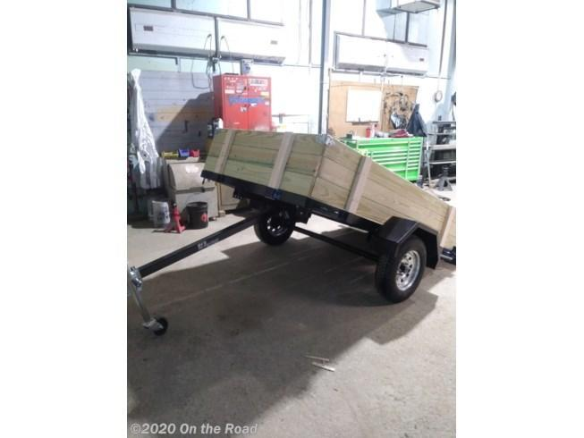 2020 On The Road 5 x 8 Tilt Utility Trailer