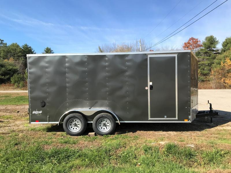 2021 Pace American Outback Enclosed Cargo Trailer