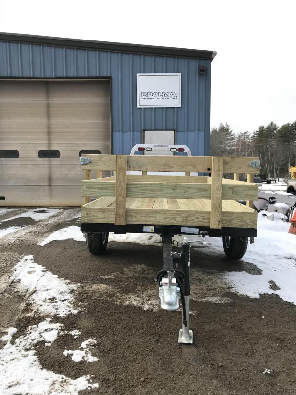 New On The Road 5x10 Tilt Trailer